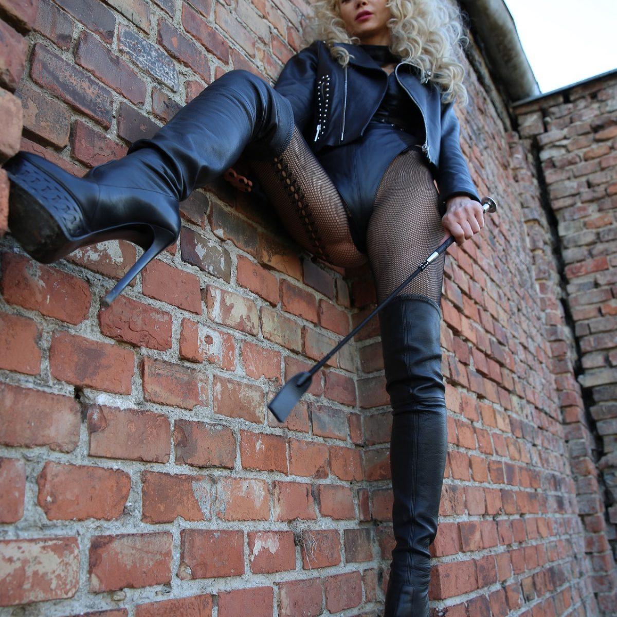 Fetish. Latex. Leather.